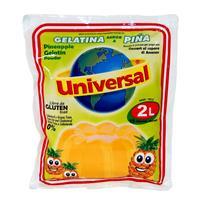 Gelatina Universal Piña, 250g