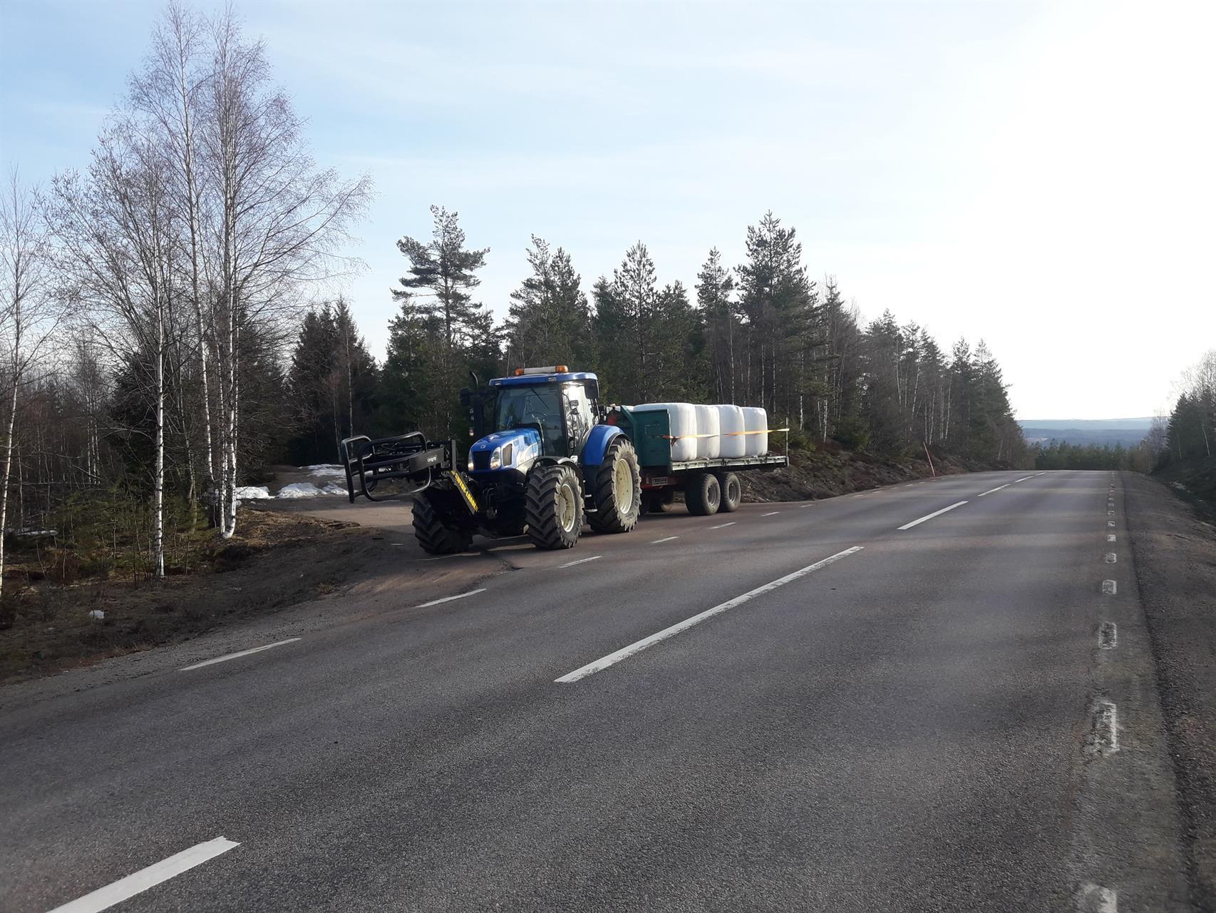 Lastväxlare påväg