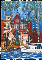 Umeå björkarnas stad