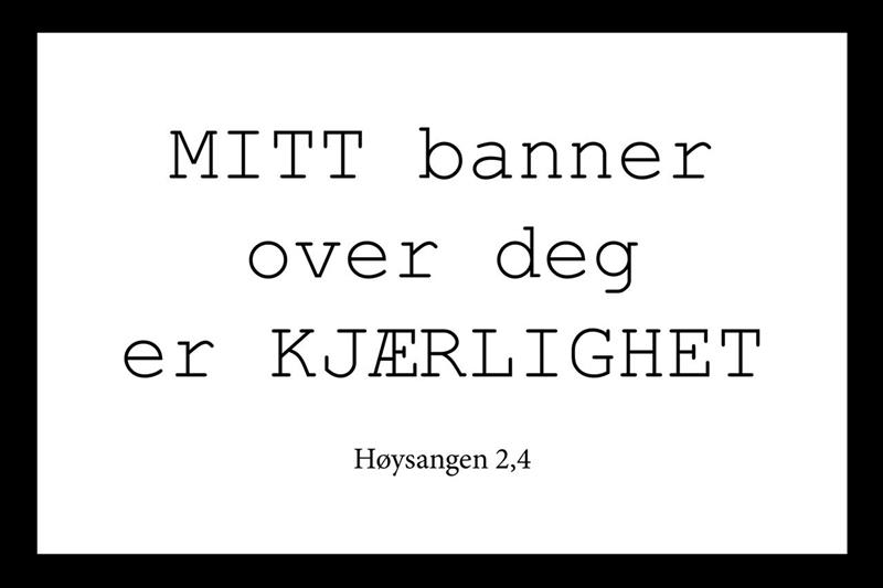 Fotolerret - Mitt banner