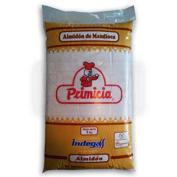 Almidón de Yuca Primicia, 1kg