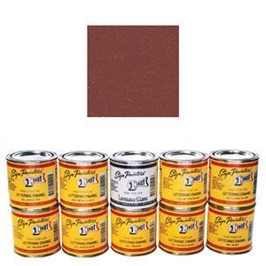 1-Shot medium brown