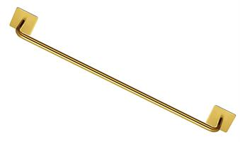 Handduksstång 60 CM 200 Blank Mässing/Guld (GD)