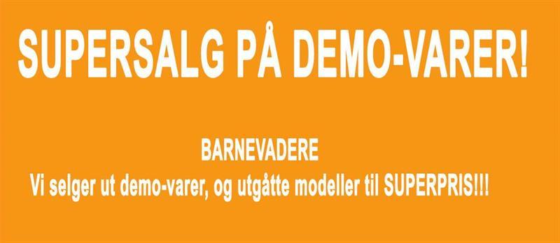 SALG - Barnevadere