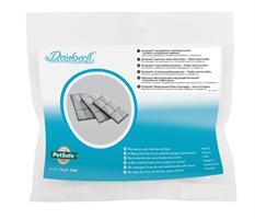 Drinkwell kolfilter 3-p