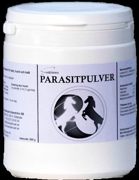 Parasitpulver 500g KAMPANJ 30%