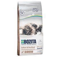 Bozita Indoor&Sterilised GF Ren 2kg