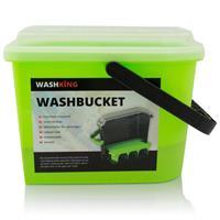 WashKing WashBucket 16L - Neon Grønn