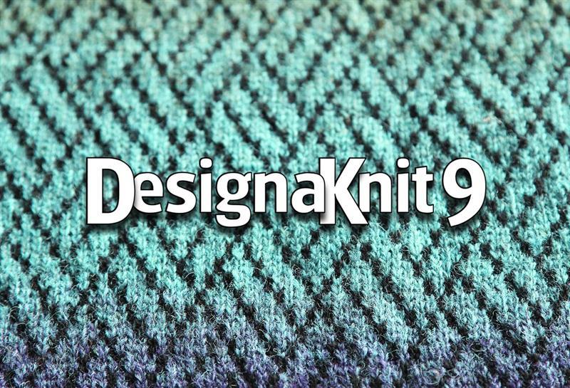 Oppgradering fra DK8 håndstrikk til DK9 komplett