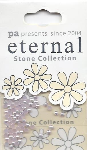 DL- Stone small  light purple
