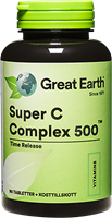 C-Vitamin Complex 500 mg 60  tabletter
