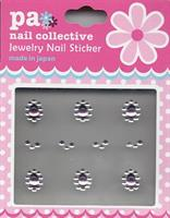 DL- Sticker Jewel pink
