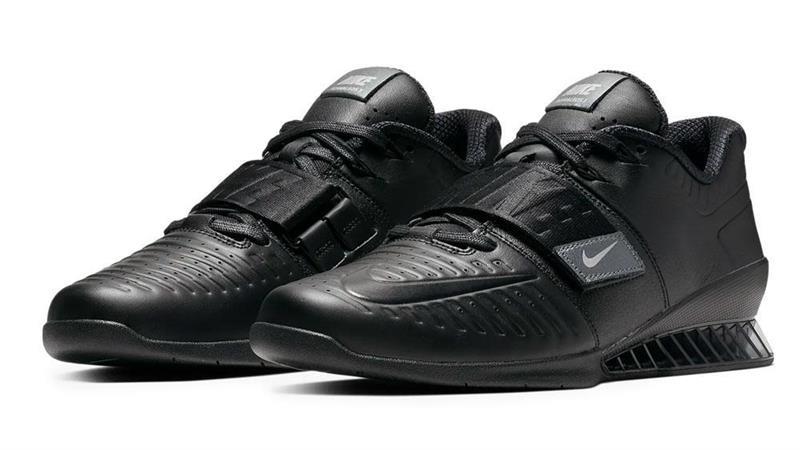 Nike Romaleos 3 XD Svart, US 11 Euro 45