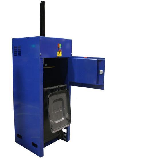 Kärlpress för 190-240 liters kärl