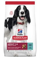 Hills Hund Adult Medium Tuna&Rice 12kg