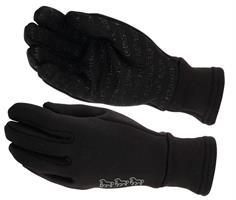 Fleecehandske Silikon TH Svart 6-8 -