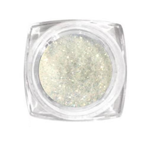 KN- Jar Glitter MULTI GOLD