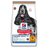 Hills Hund SP Mature Adult NoGrain Chicken 2,5kg