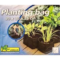 Planteringspåse nät 30x30x25cm
