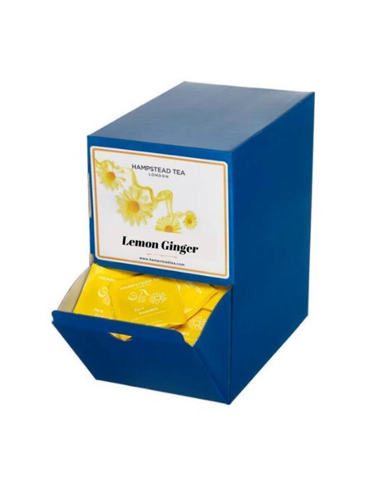 Hamstead Lemon & Ginger