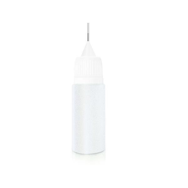 KN- Glitter Bottle #02 White