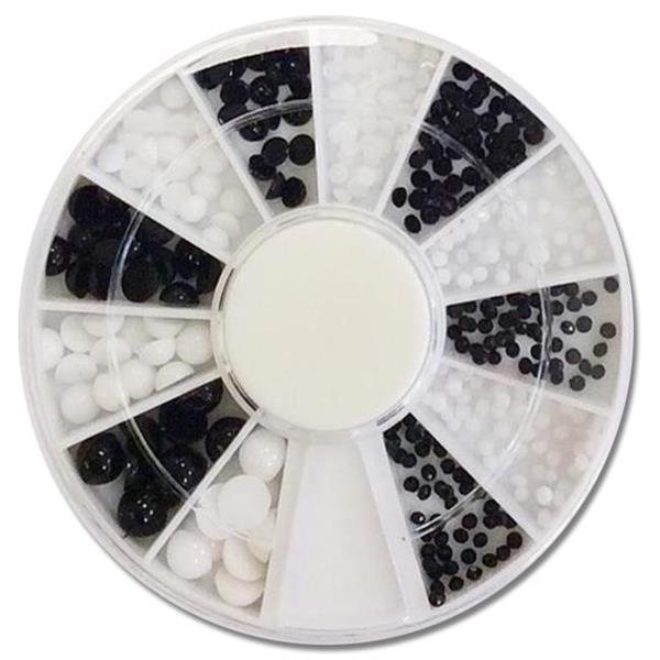 KN- WHEEL Black & White