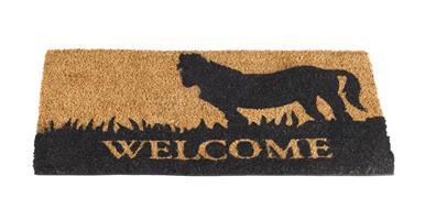 Dörrmatta Häst ''Welcome''