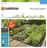 Startset för Blom/Köksträdgårdar 40 m²