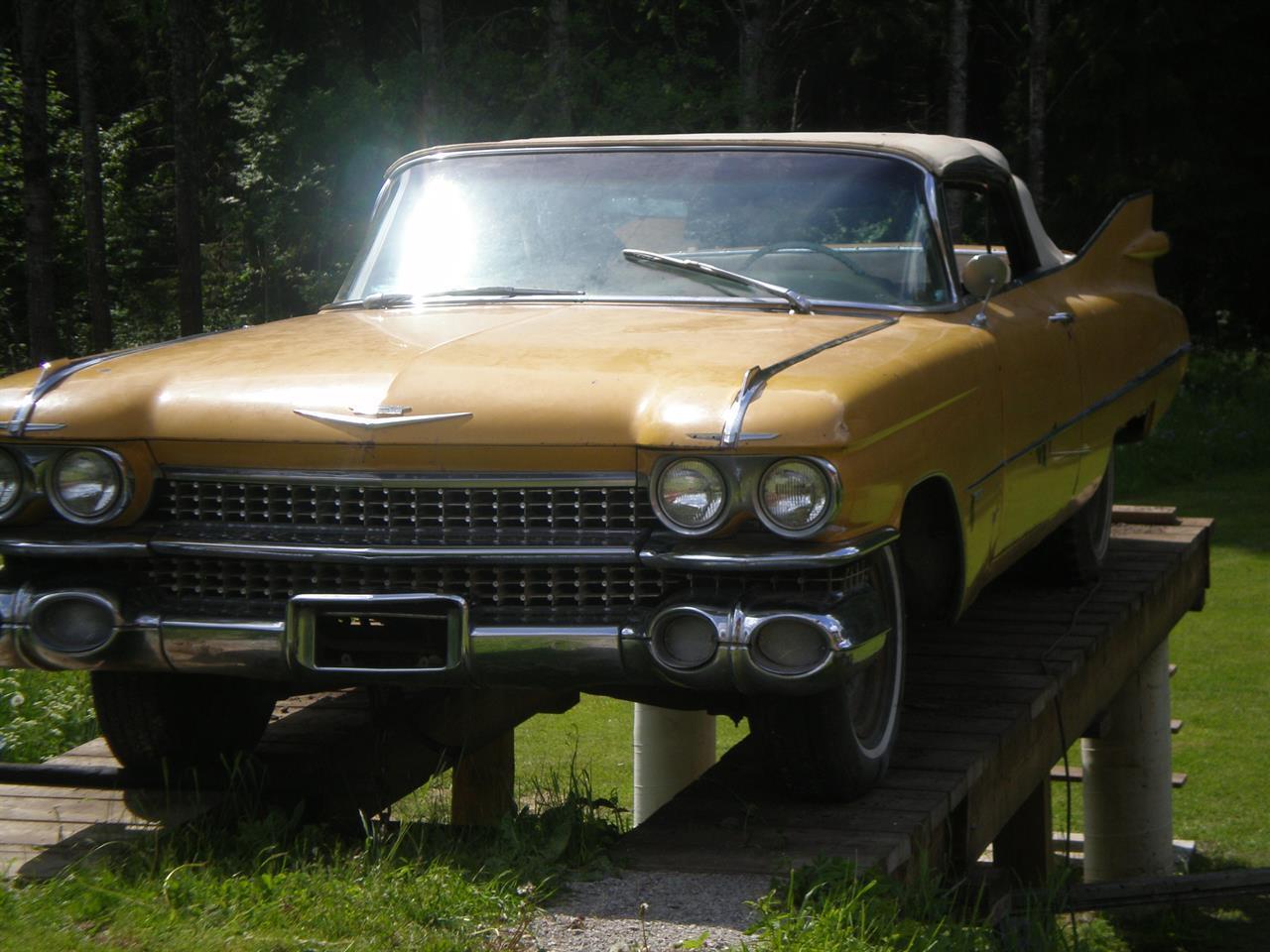 Cadillac -59 Cab