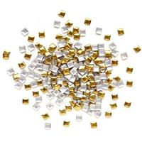 KN- STUDS Square GOLD 5 mm