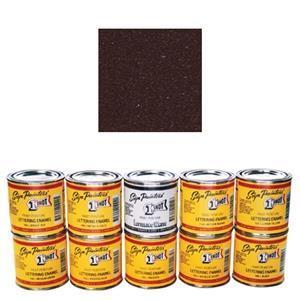 1-Shot dark brown