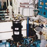 Filmax oljefiltersystem. Fast montering.
