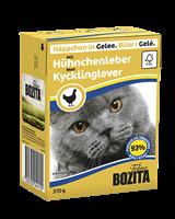 Bozita Tetra BiG Kycklinglever 370g