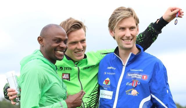 Personlige rekorder under NM på Askøy