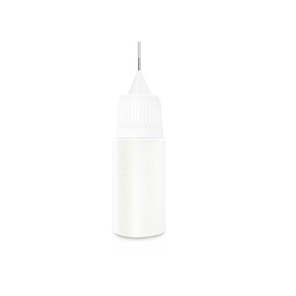 KN- Glitter Bottle #01 Matte White