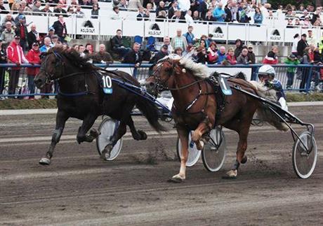 Köppinen har satt nytt Finskt rekord