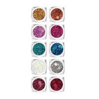 DM- Snowflakes Glitter mix / Christmas