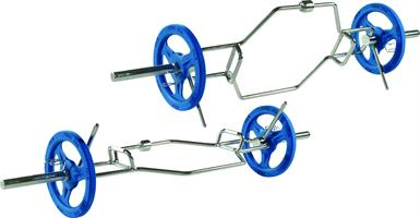 York US FWB 32033 Multi Hex deadlift/shrug bar