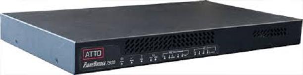 Atto XstremeCore FC storage controller