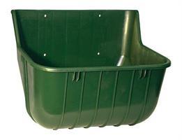 Krubba Kerbl 15l Grön