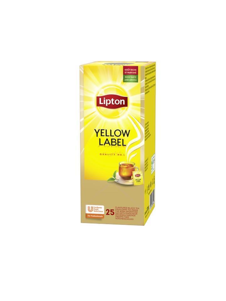 Lipton Tea Yellow Label