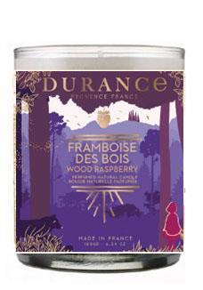 Christmas 2021 Candle Raspberry of the woods 180 gr