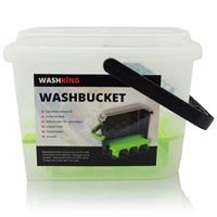 WashKing WashBucket 16L - Gjennomsiktig