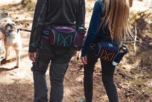 Non-Stop Dogwear Trekking Belt Bag (Blå)