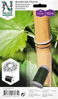 Bindtråd myrte 0,3mm*100m grön