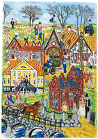 Gumlösa kyrka Sinclairsholm