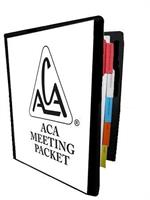 New meeting packet