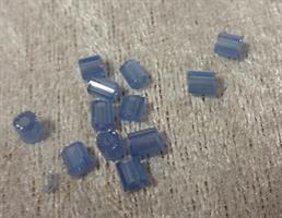 Blå  duvblå