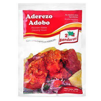 Aderezo para Adobo 100g 2 banderas
