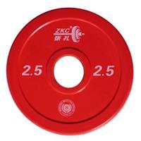 ZKC ZKX-1 skive trening 2,5kg - farger